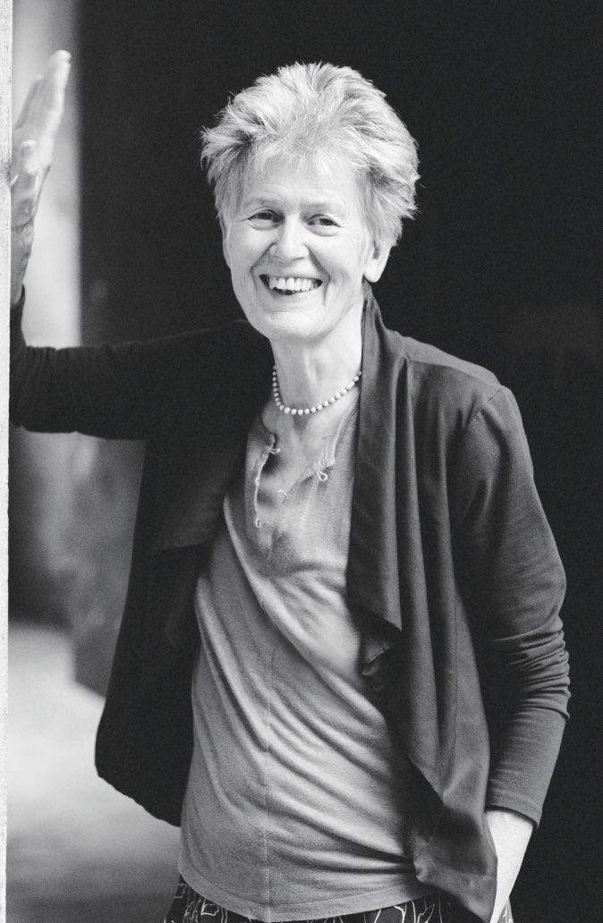 Hildegard Haehn, Autorin von 'Vom Leben reich beschenkt'